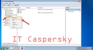 Create User Windows 7